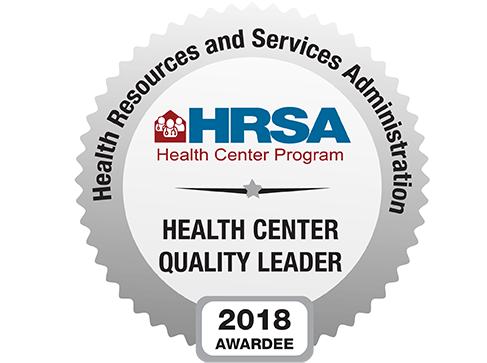 Health Center Quality Leader Badge