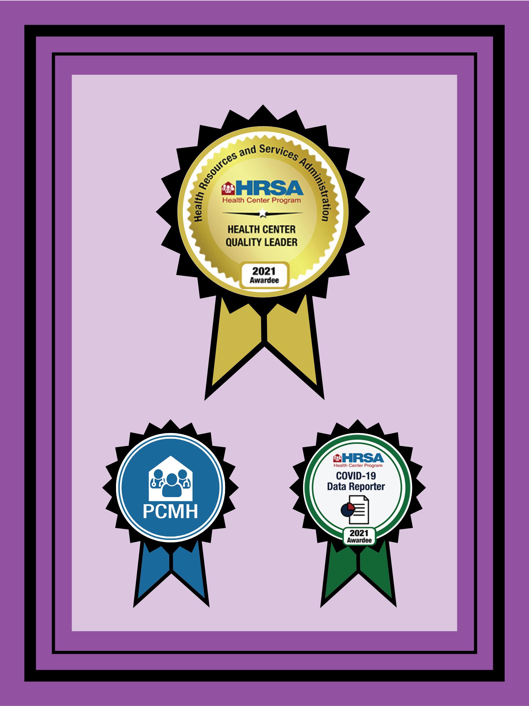 HRSA 2021 Quality Awards